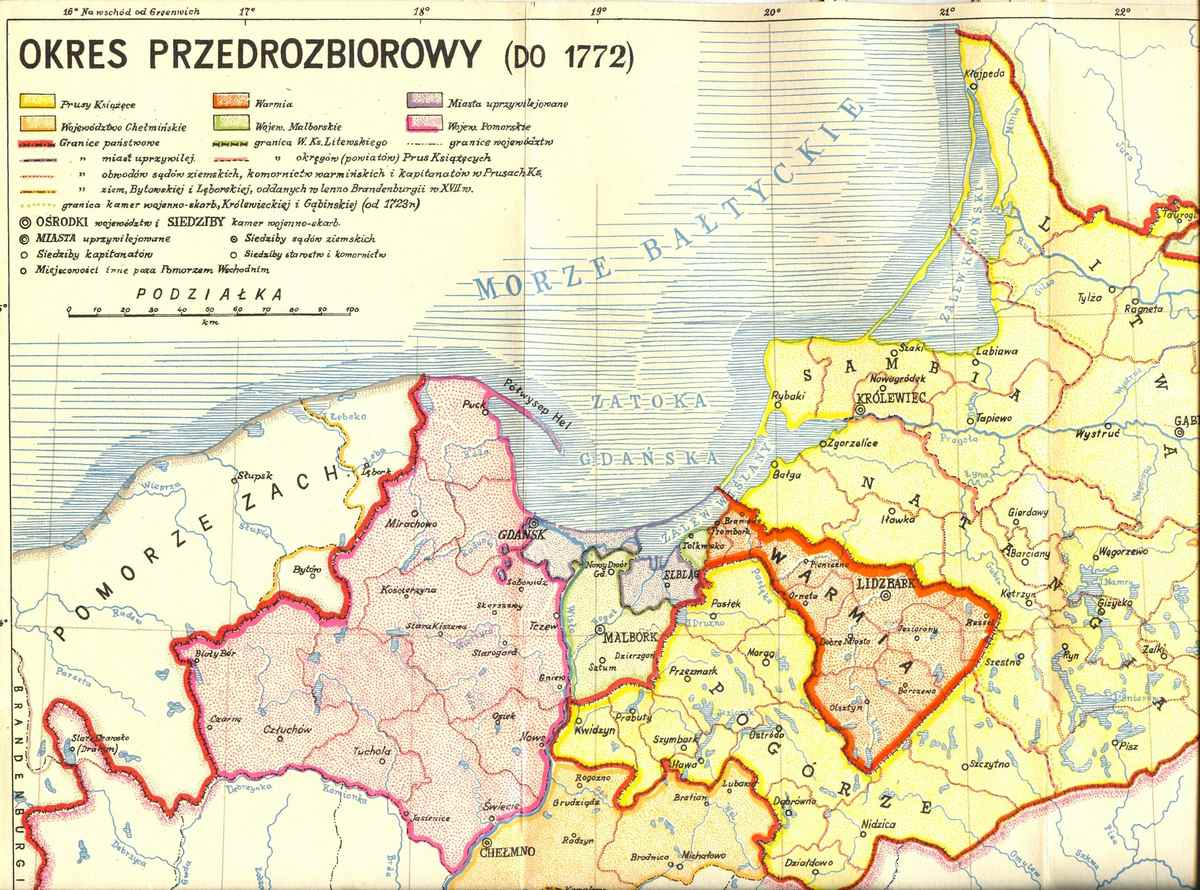 Prussians History Conquest extermination of ancient Baltic nation